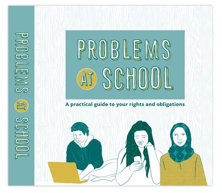 problems at school publication cover image