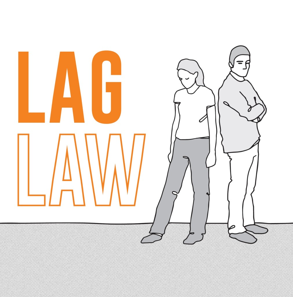 Lag Law cover